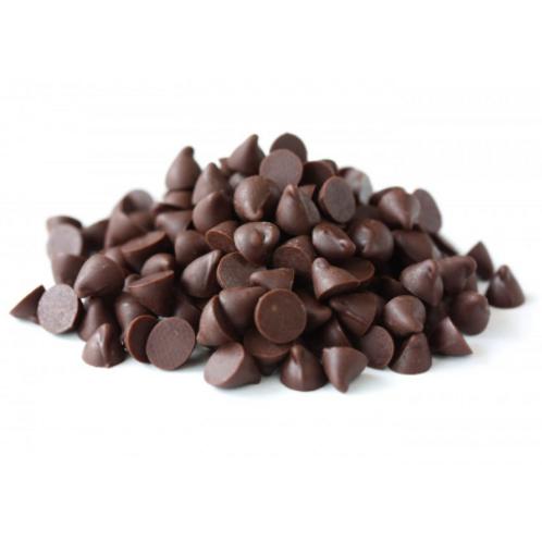 Шоколадные капли термостабильные 1кг Sicao (105U16)