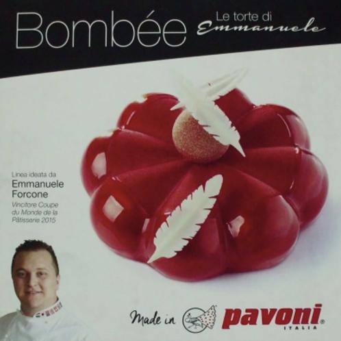 Форма силиконовая Bombee 3D, Pavoni