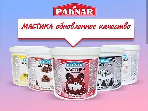 Мастика PAKNAR чёрная 1к