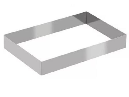 Прямоугольник металл 300х130 h60мм
