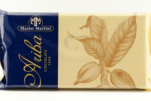 Шоколад молочный Ariba Latte Dischi Италия 1кг