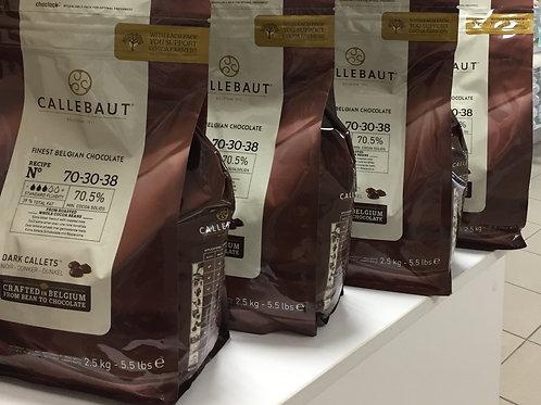 Шоколад горький Callebaut 70,5% 1 кг., Бельгия»»