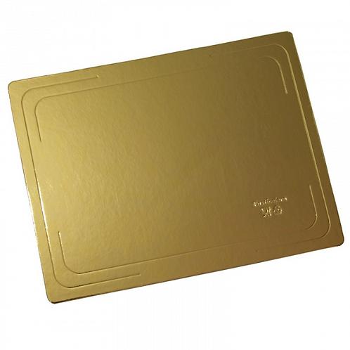 GWD300x400 (3,2) Подложка усиленная золото/жемчуг h3,2 30х40см