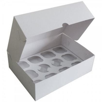 Коробка для 12 капкейков.