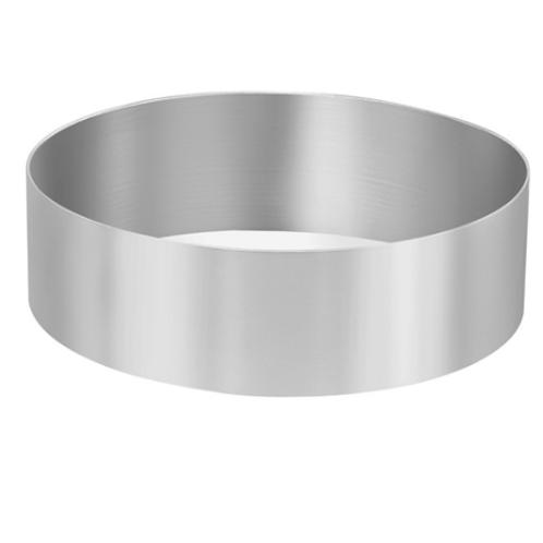 Форма  кольцо металл d20см h5см