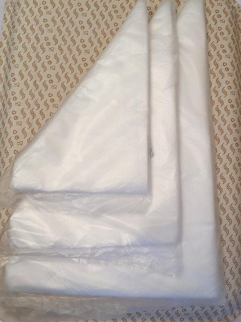 Мешки одноразовые, 35 см., 100 шт.