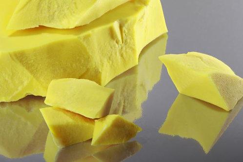 Глазурь кондитерская плитка лимон 2,5кг Казахста
