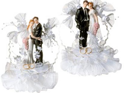 10523 Свадебная фигурка, Италия