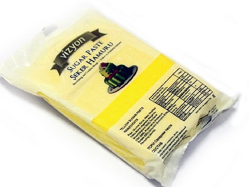 Мастика VIZYON желтая, Турция, 1 кг.