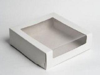 Упаковка с окном 225х225х60мм