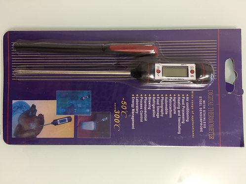 Термометр игольчатый электронный до +300