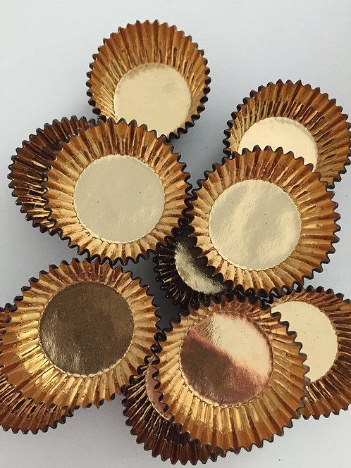 Тарталетки круг 4 (Royal) для конфет,  35*20 мм упак/66штук
