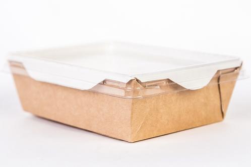 ECO OpSalad500 Упаковка с прозрачной крышкой 160*120*45мм