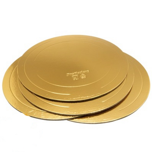 GWD260 (2,5) Подложка усиленная золото d26 h2,5
