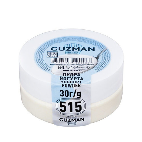 Пудра йогурта  Guzman 30гр