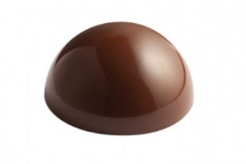 SP2254. Форма для конфет ПРАЛИНЕ полусфера 65мм.х6шт., Pavoni