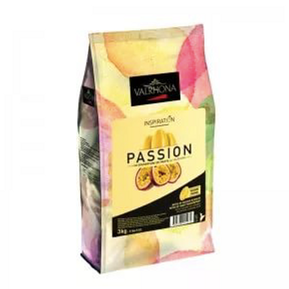 "Шоколад ""Инспирейшн маракуйя"" пакет бобов Valrona 0,250кг"