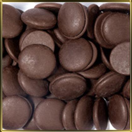 Шоколадная глазурь темная диск 1 кг, Россия