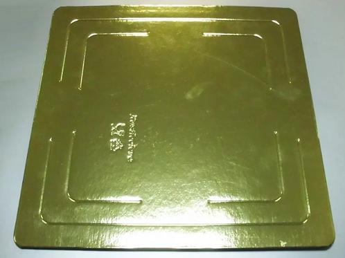 GWD260x260 (3,2) Подложка усиленная золото/жемчуг h3,2