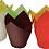 Thumbnail: Форма бумажная Тюльпан 50/80 микс 100 шт/упак