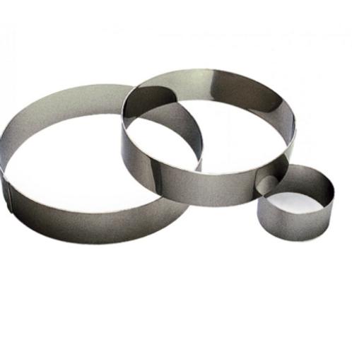 Кольцо металл d120 h25мм