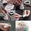 """Thumbnail: Набор вырубок для создания цветов из мастики """"Каллы"""""""