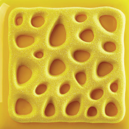 TOP02. Форма силик.объемная 3D ГУБКА