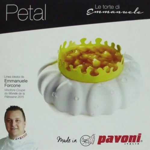 Форма силиконовая Petal 3D, Pavoni