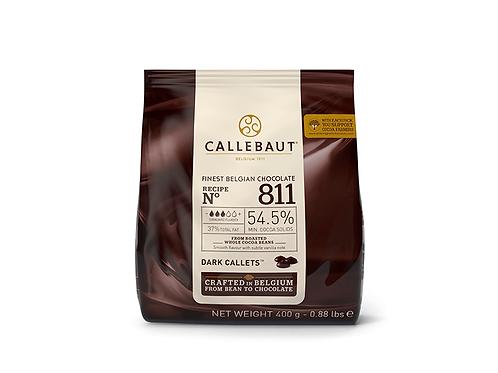 Шоколад молочный Callebaut 33,6% 400гр/упак, Бельгия