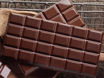 Силиконовая форма шоколадная плитка SCG36
