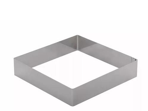 Квадрат металл d90 h40мм