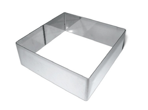 Квадрат металл d160 h50мм