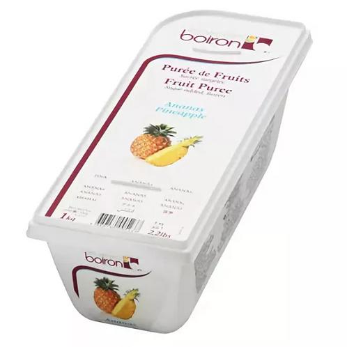 Пюре ананас заморож. Boiron 1кг