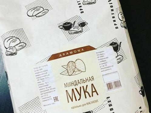 Мука миндальная 0,5кг.,  Aramona