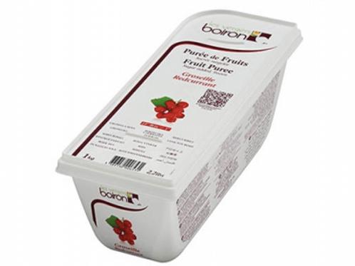 КОД 12601 Пюре красной смородины заморож. Boiron 1кг (арт. 653)