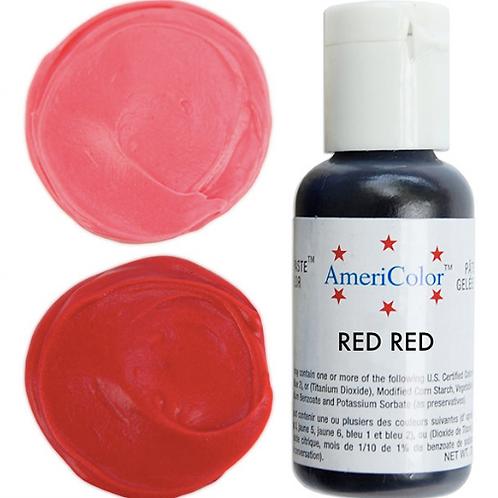 AmeriColor Краситель гелевый RED RED 21 гр.