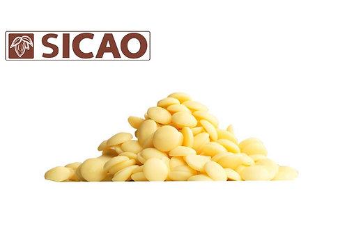 Шоколад белый SICAO 1кг