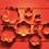 """Thumbnail: Выемка металлическая """"Цветок"""""""