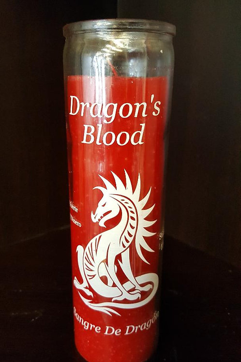 Dragons Blood 7 Day Candle
