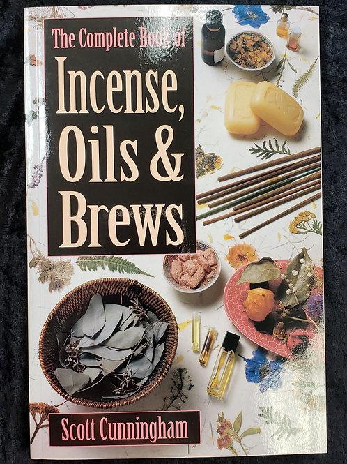Incense, Oils & Brews