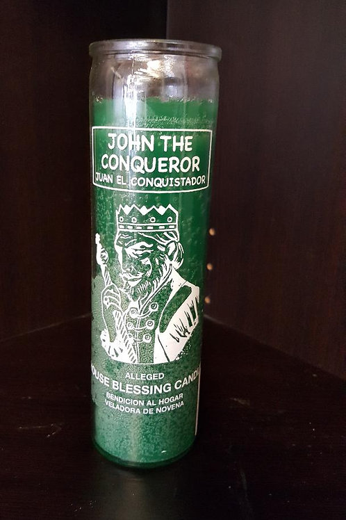 John the Conqueror 7 Day Candle