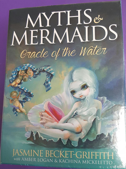 Myths & Mermaids Oracle of Water