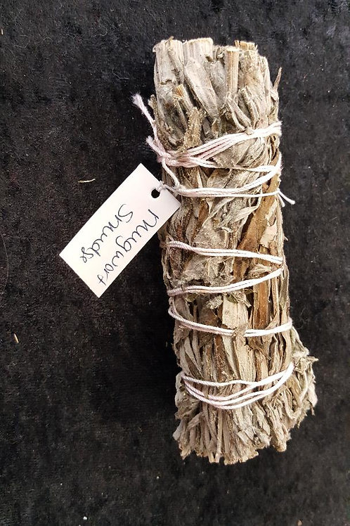 Mugwort Smudge 3-4""