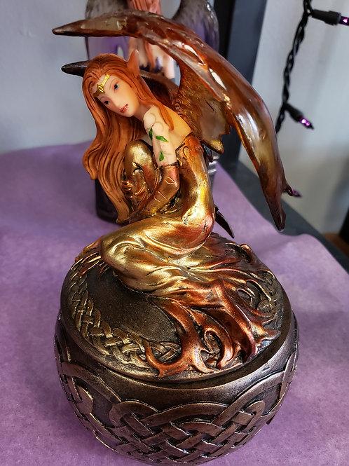 Fire fairy box