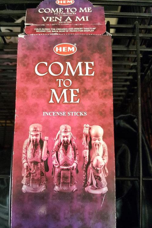 Come to Me Incense