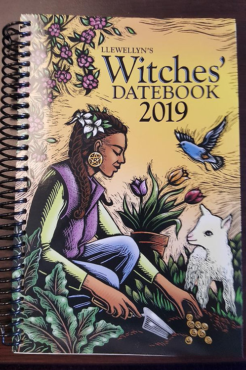 Witches' Date Book