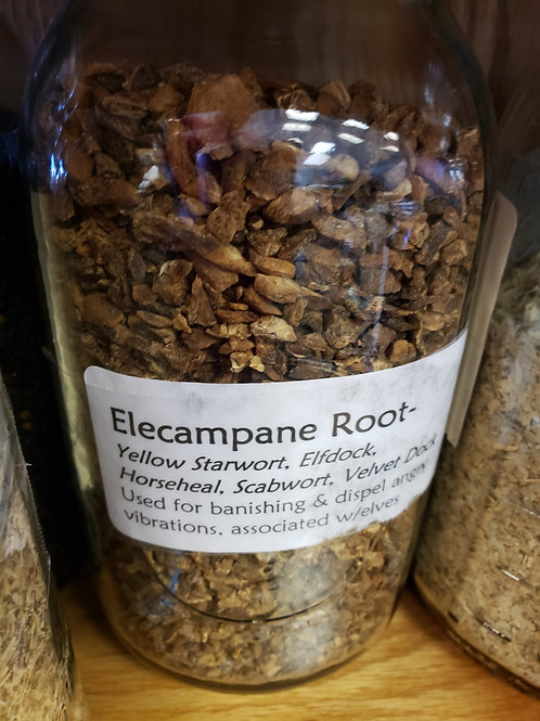 Elecampane Root by the ounce