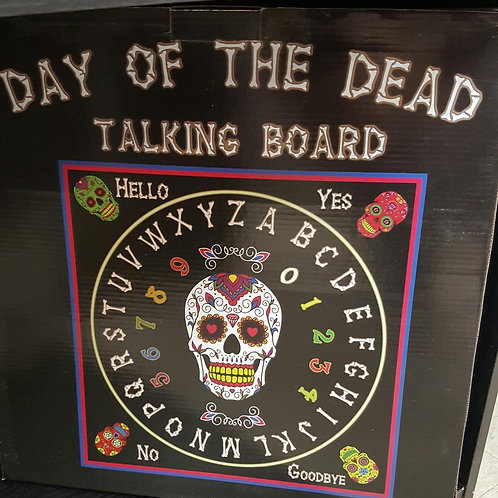 Day of the Dead Talking Board