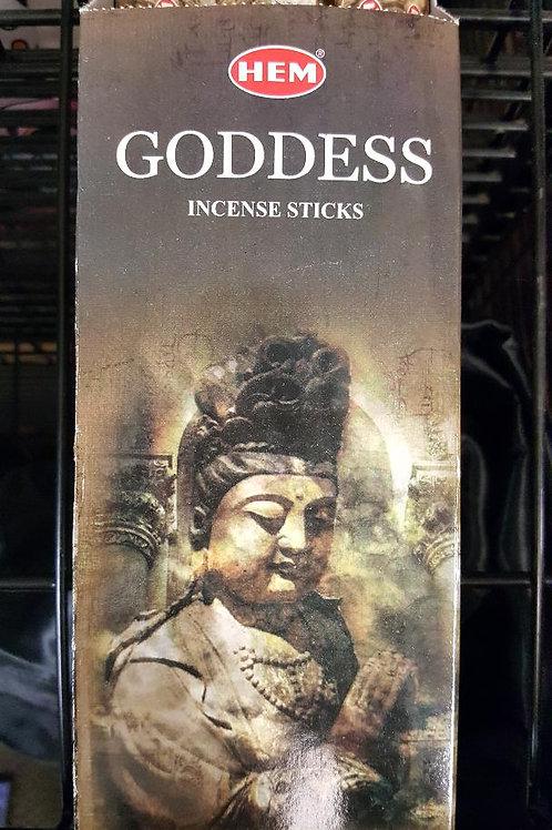 Goddess Hex Pack Incense
