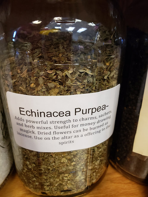 Echinacea Purpea by the ounce